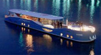 Pour le Nouvel An, profitez d'une croisière sur nos bateaux et vivez un réveillon inoubliable