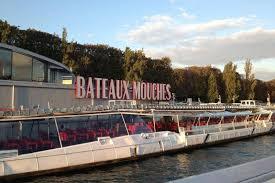 Bateaux Mouches – Booking Seine