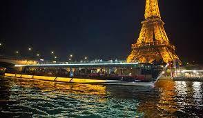 Diner croisiere Paris | France Tourisme