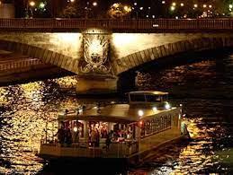 Diner Croisière sur la Seine – spécial groupe – Paris Canal