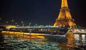 Diner Tour Eiffel Croisiere sur la Seine | France Tourisme