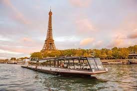 Diner croisière découverte - Marina de Paris